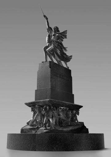 statua MdM