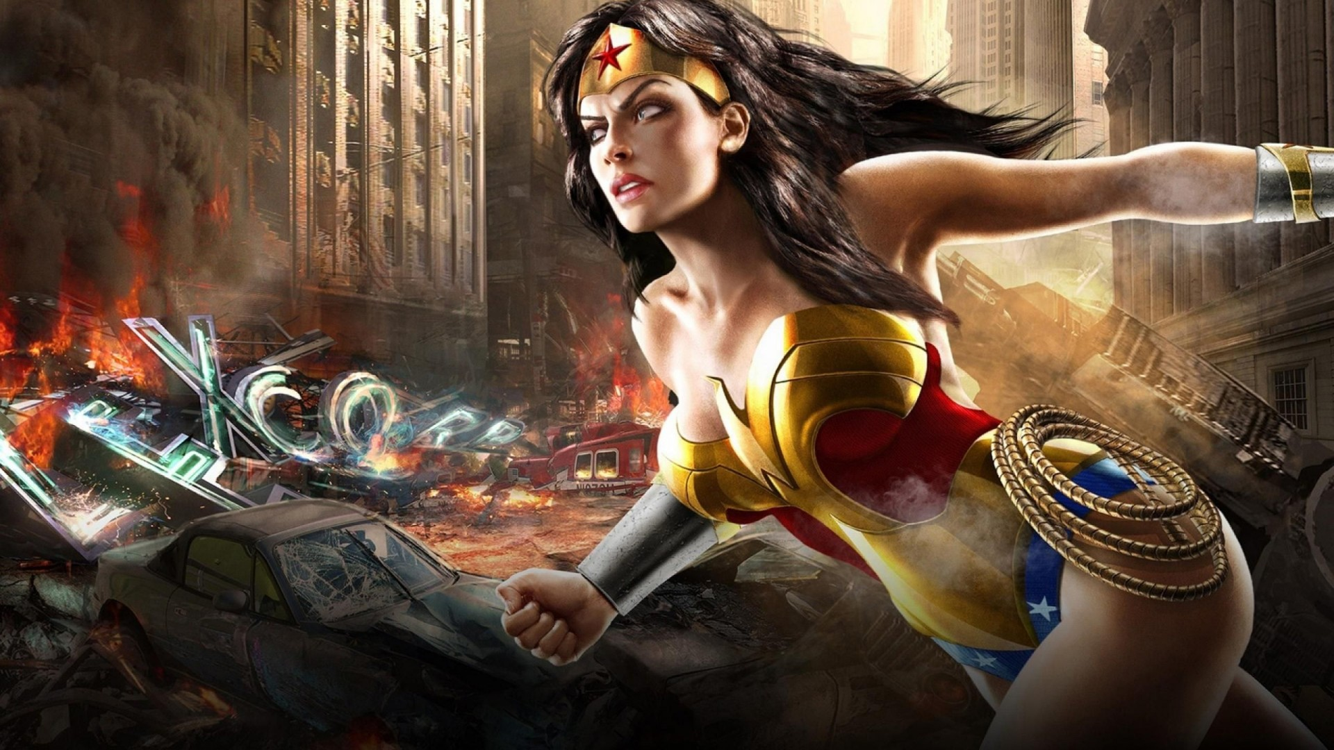 Wonder Woman Il Ricciocorno Schiattoso