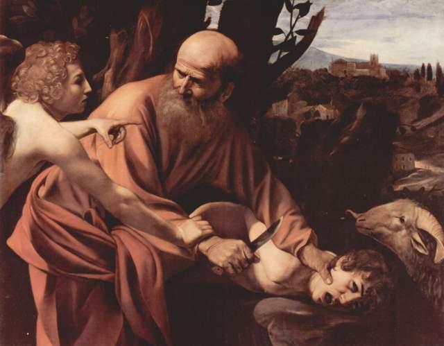 Michelangelo_Caravaggio_Abramo